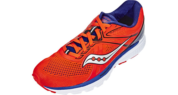 saucony Swerve Running Shoes Men Red/Navy